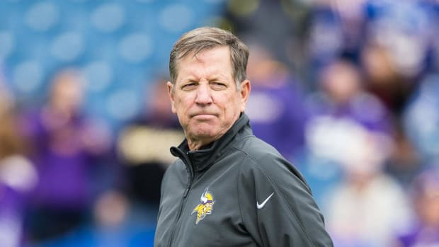 Norv Turner resigns as Vikings' offensive coordinator -- IMAGE