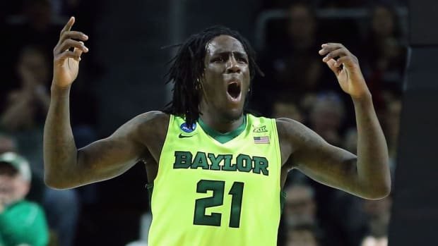 Taurean Prince very literally explains how Yale out-rebounded Baylor