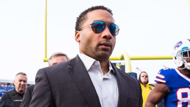 Bills sign general manager Doug Whaley to extension--IMAGE