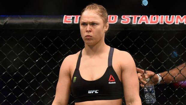 Ronda Rousey nearing return to UFC - IMAGE