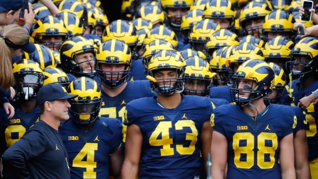 #DearAndy: Is Michigan a real threat to win it all? -- IMAGE