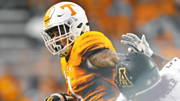 Start your engines: Tennessee, Virginia Tech ready to race in Bristol -- IMAGE