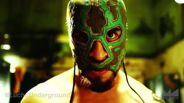Lucha Underground, Rey Mysterio, rey mysterio lucha underground, lucha underground episode -- IMAGE