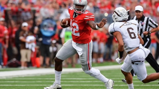 Primed to be picked: My mindset as I move on from being Ohio State's QB to preparing for the 2016 NFL draft