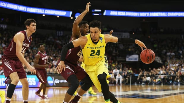 Dillon Brooks muscled his way to Oregon and now wants to lead the Ducks to first Final Four since 1939