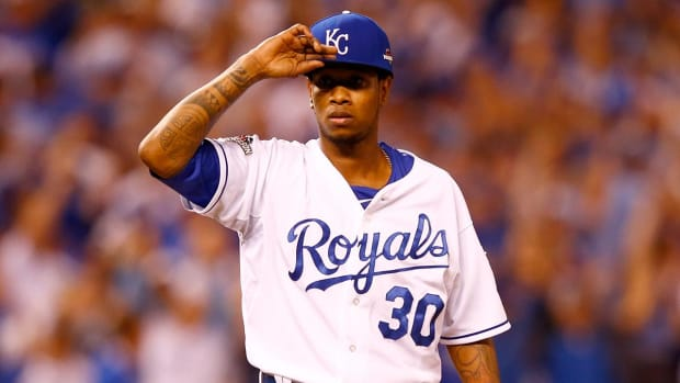 Report: Royals looking to trade Yordano Ventura -  IMAGE