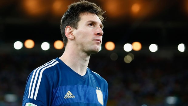 Lionel Messi sentenced to 21 months in prison for tax fraud - IMAGE