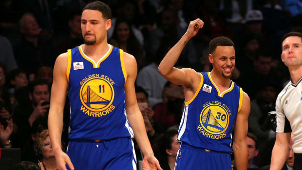 NBA Power Rankings: Warriors continue chasing history - IMAGE