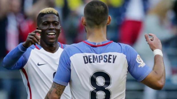 USA defeats Ecuador to advance to Copa semifinal - IMAGE