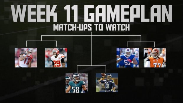 NFL's Week 11 Gameplan IMAGE