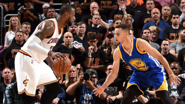 LeBron and Warriors' legacies both at stake in Game 7 IMG