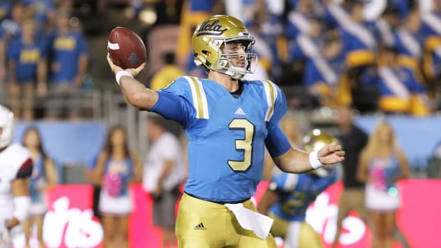 Report: UCLA quarterback Josh Rosen out for season - IMAGE