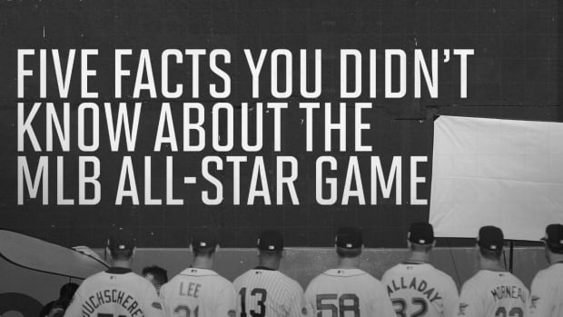 Five facts you didn't know about the MLB All-Star Game - IMAGE