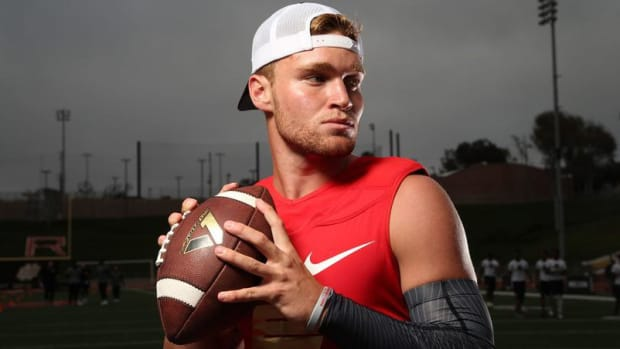 Ohio State lands top quarterback recruit Tate Martell--IMAGE