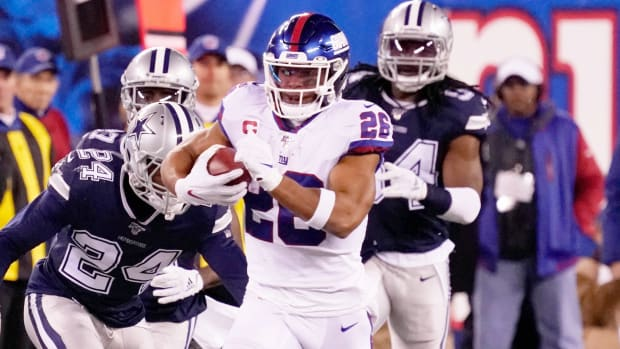 Nov 4, 2019; East Rutherford, NJ, USA; 