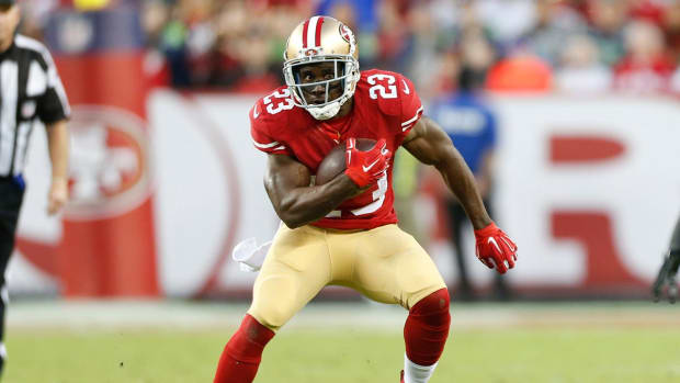 Reggie Bush to sign with Buffalo Bills  IMAGE