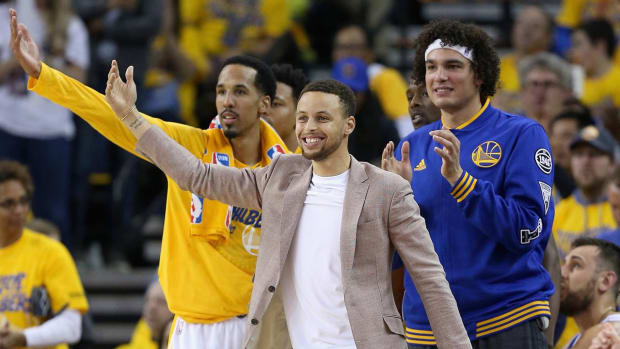 NBA Playoffs: Stephen Curry's return, Kyle Lowry's struggles IMG