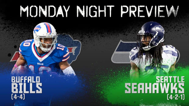 Monday Night preview: Bills vs. Seahawks IMAGE