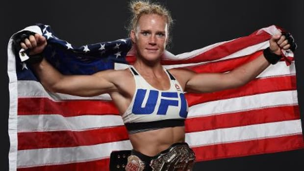 Holly Holm signs contract extension with UFC--IMAGE