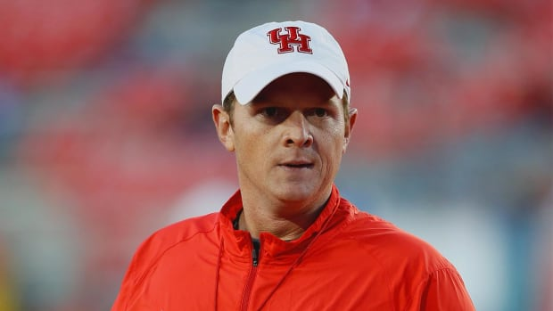 Major Applewhite named Houston head coach - IMAGE
