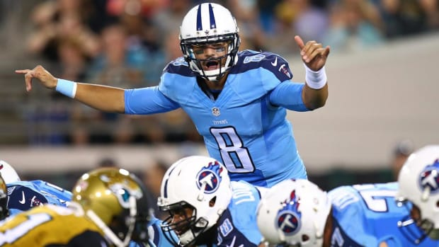 The MMQB Spotlight: Marcus Mariota IMAGE