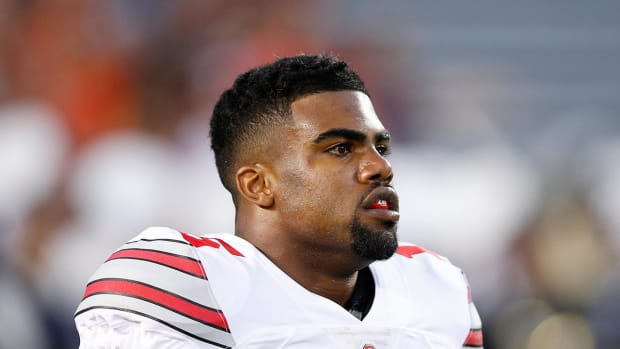 Report: Cowboys RB Ezekiel Elliott denies domestic violence accusations - IMAGE