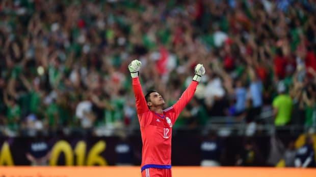 Mexico defeats Uruguay In Copa America - IMAGE
