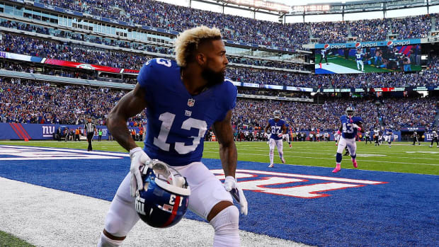 NFL Week 6 injury roundup: Odell Beckham Jr. escapes serious injury--IMAGE