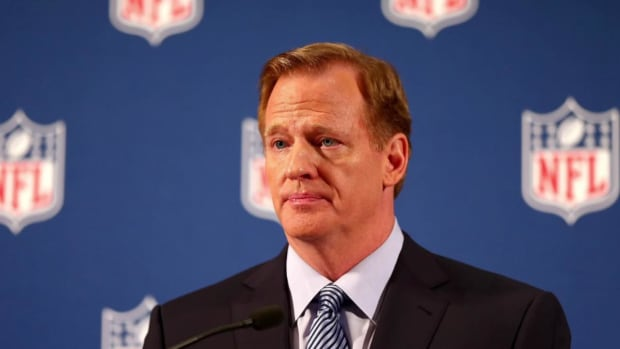 Roger Goodell: NFL has made 'tremendous progress' on domestic violence - IMAGE