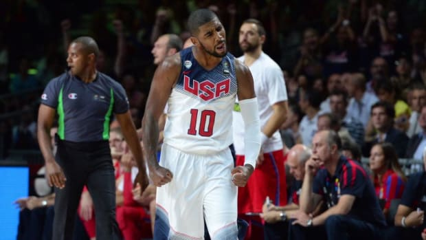 Report: Kyrie Irving will join Team USA for Rio Olympics -- IMAGE