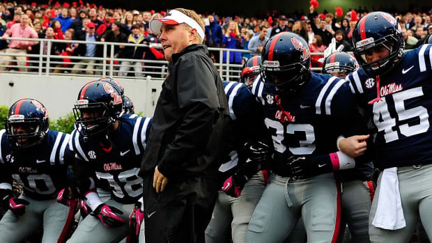 Ole Miss releases notice of allegations, response to violations IMAGE