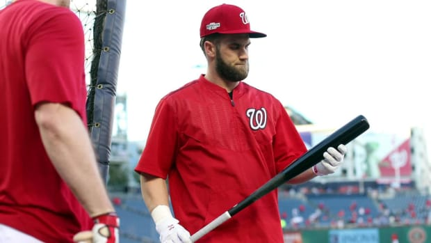 Report: Bryce Harper asking for record deal worth more than $400 million - IMAGE