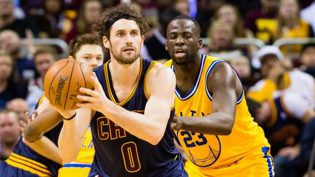 Warriors, Cavaliers to meet again in NBA Finals IMG