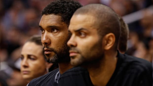 Tony Parker: Spurs likely to rest starters vs. Warriors - IMAGE