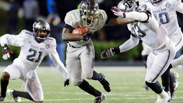Undervalued RB Ralph Webb aims to take down his and Vanderbilt's doubters in 2016