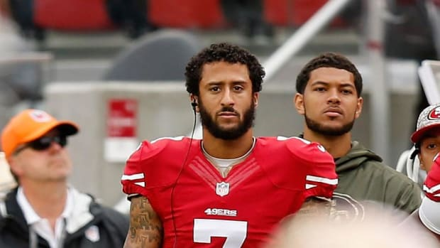 49ers GM: Colin Kaepernick could be traded this week - IMAGE