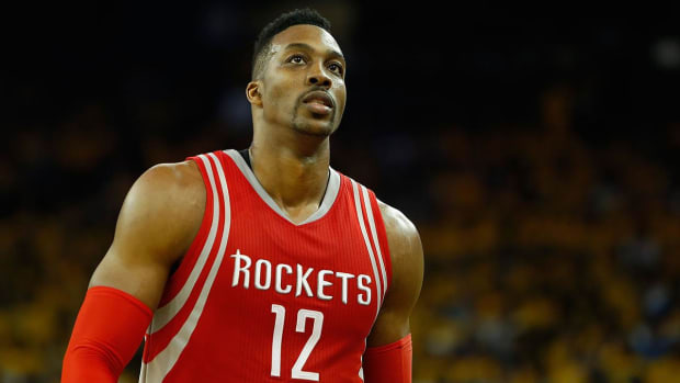 Dwight Howard opts out of Rockets contract, becomes free agent--IMAGE