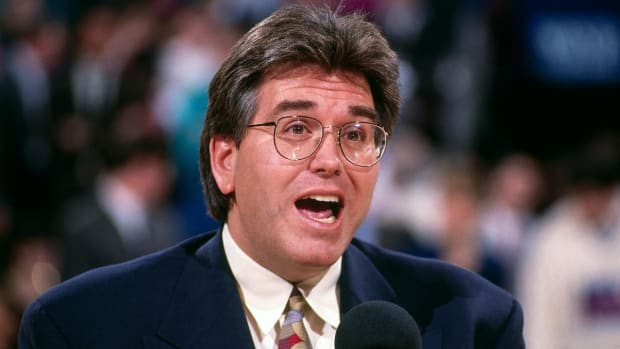 Mike Francesa says he's leaving WFAN in two years--IMAGE