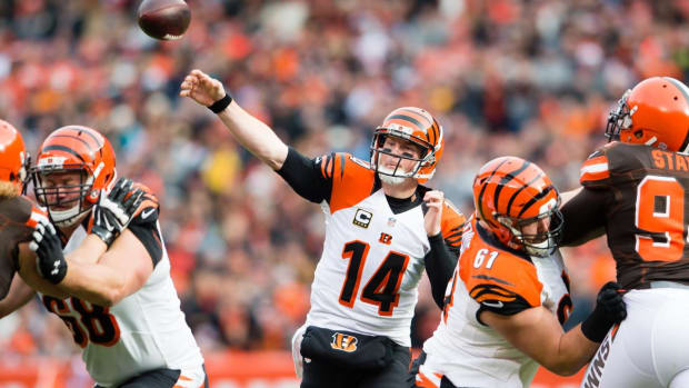 The MMQB Spotlight: Andy Dalton IMAGE