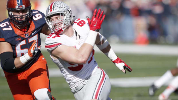 Where does Bosa fit on Chargers' defense? IMAGE