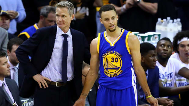 Warriors coach Steve Kerr rips refs following Game 6 loss - IMAGE