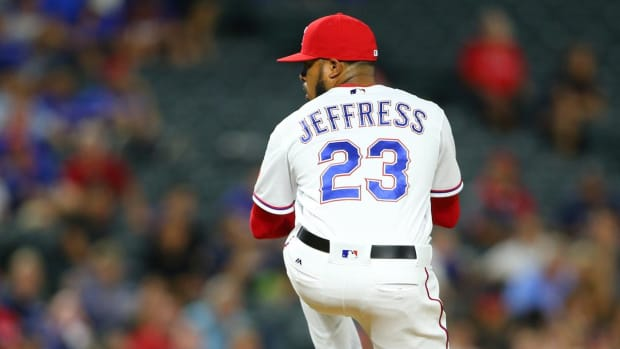 Reports: Jeremy Jeffress enters rehab, won't be suspended by MLB -- IMAGE