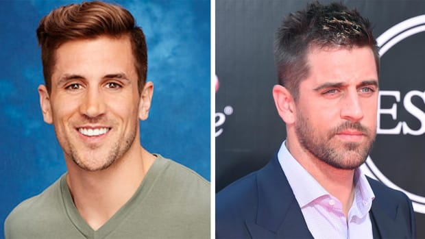 Aaron Rodgers is not tuning into The Bachelorette - IMAGE