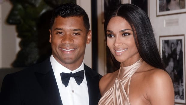 Report: Russell Wilson moved wedding due to North Carolina law - IMAGE