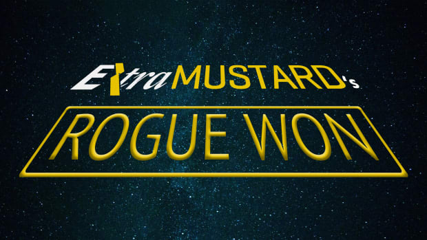 Mustard Minute: We cut our own version of Star Wars 'Rogue One' called 'Rogue Won' IMG