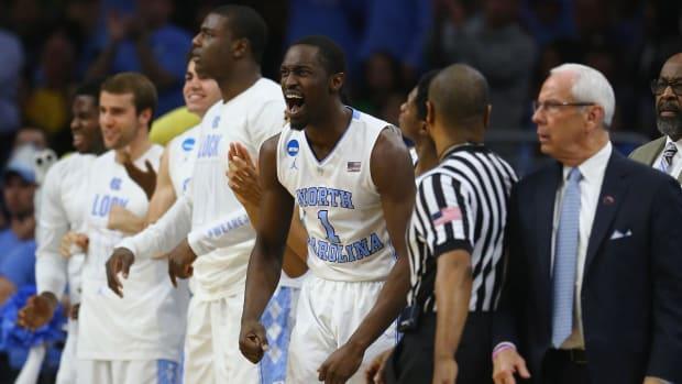 North Carolina takes down Notre Dame, advances to Final Four -- IMAGE
