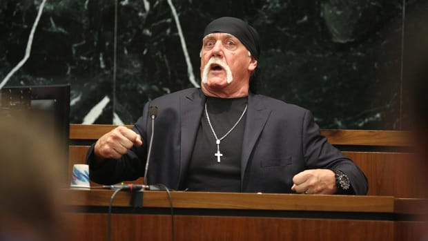 Hulk Hogan awarded $115 million in Gawker lawsuit - IMAGE
