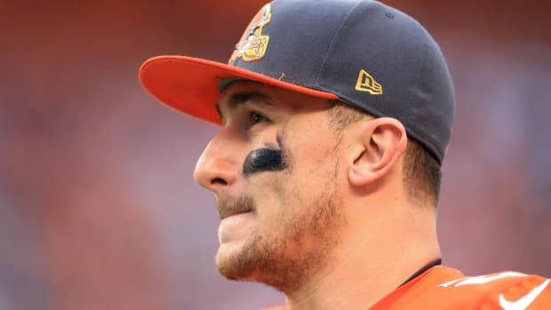 Johnny Manziel's dad hopes his son goes to jail -- IMAGE