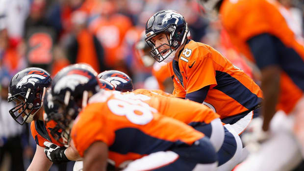 Denver Broncos' road to Super Bowl 50 IMAGE