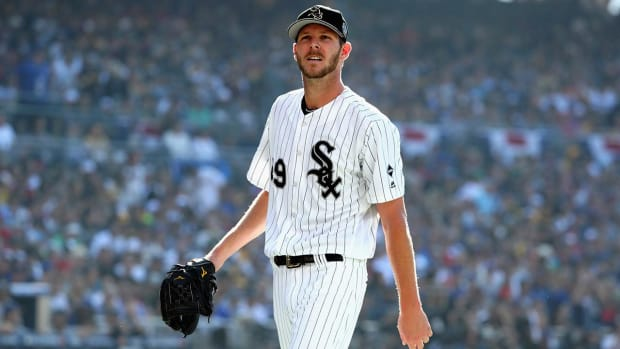 Reports: Nationals making progress on trade for Chris Sale IMAGE